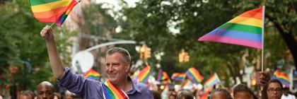 bill-de-blasio-pride