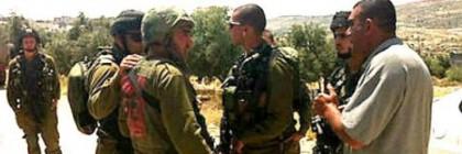 idf-questionng-on-highway-near-Hebron-Tazpit-Moshe-Botbyah