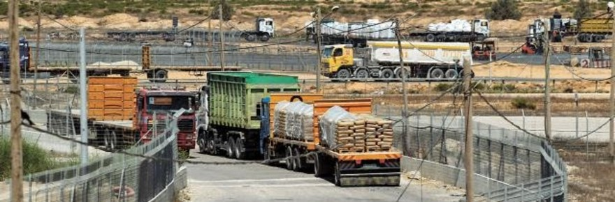 Kerem-Shalom-crossing