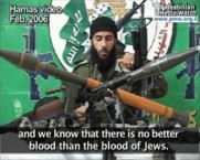 In 2006, the Arabs voted the terrorist group Hamas into power in Gaza.