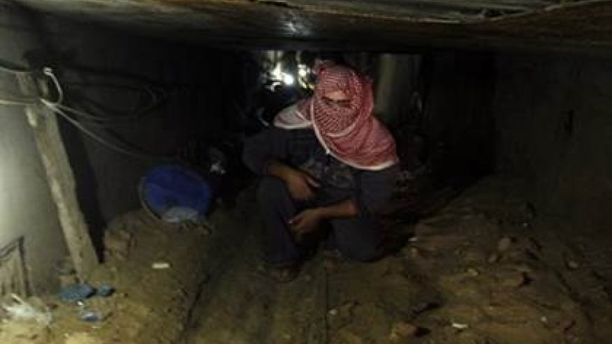 Hamas Terror Tunnels