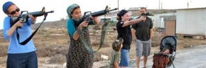 israel jews guns self defense