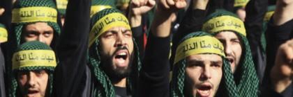 Lebanon's Hezbollah supporters