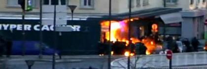 Paris Kosher Supermarket Terror
