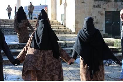 Arab Muslim Nazi Chain Mob