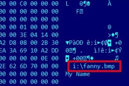 "The NSA's spyware known as ""Fanny"" was discovered embedded deep with hard disk drive and solid-state drive firmware. Credit: Kaspersky"