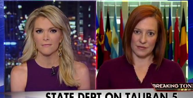 Fox News Jen Psaki