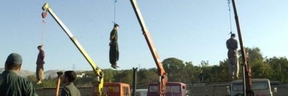 hanging-iran