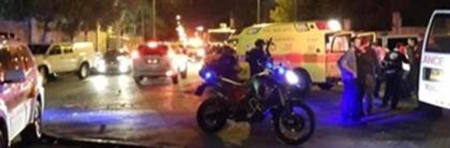 Arab Muslim Car Terrorism