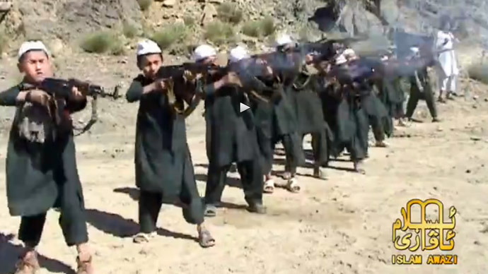 Muslim Child Terror Camp in Pakistan