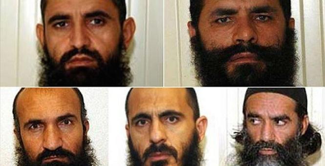 Guantanamo Bay Terrorists