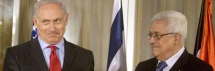 Mahmoud_Abbas_Benjamin_Netanyahu