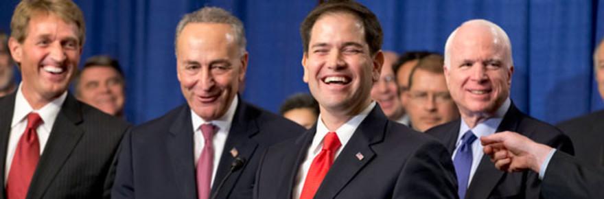 Rubio_Schumer_McCain_Flake_amnesty