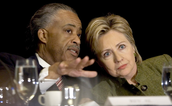 Hillary goes ugly early with racism claims | JTF