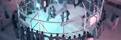 ISIS-Child-Cage-Fighting