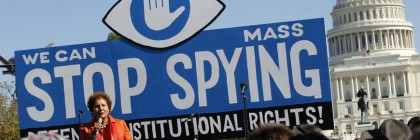 Stop NSA Spying