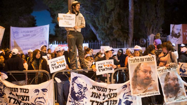 free-pollard-protest