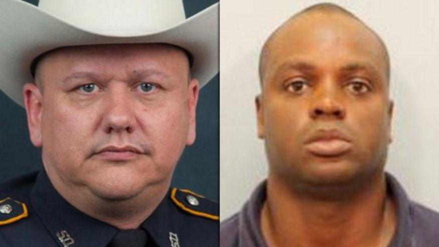 Murder of Texas Deputy