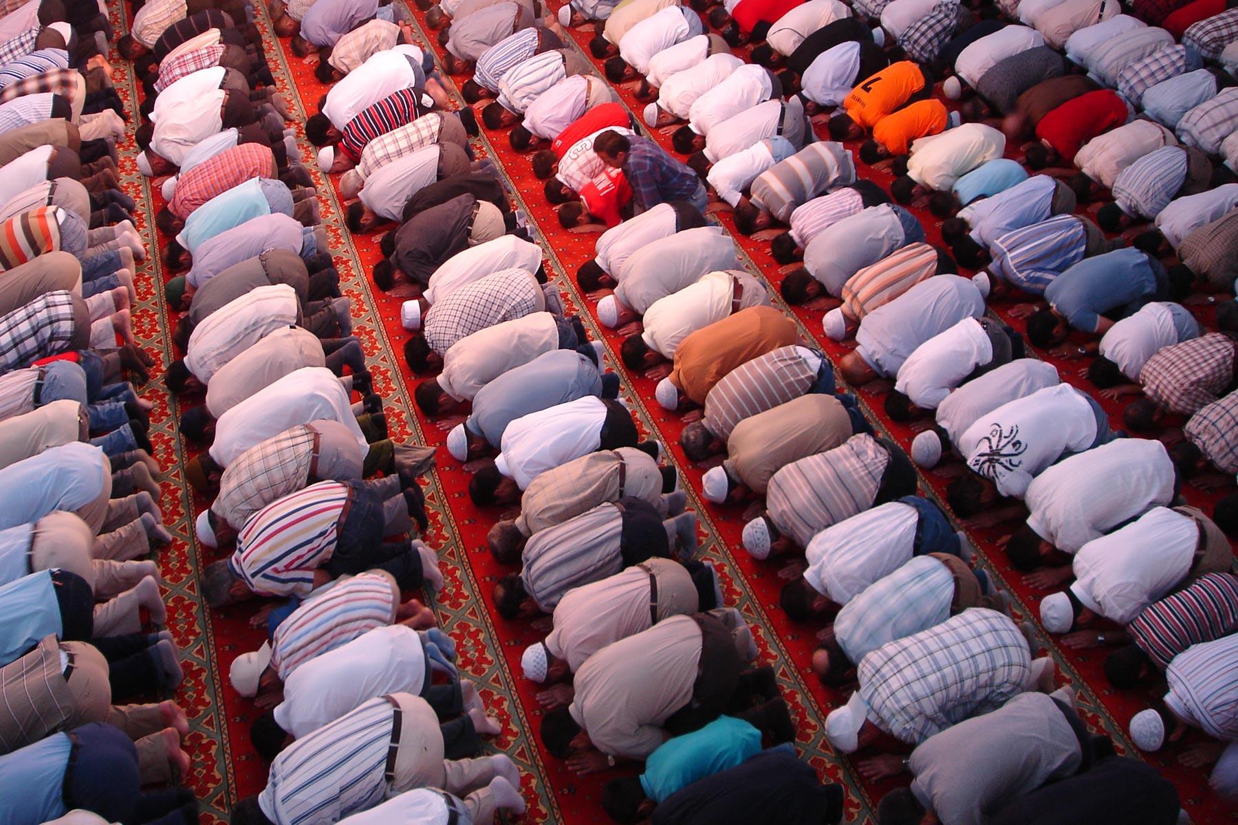 PHOTOES: Islamic Prayer – Salat • Elsoar