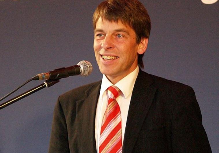 Germany Mayor Albrecht Schröter