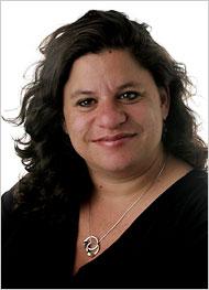 Jodi Rudoren from the New York Nazi Times