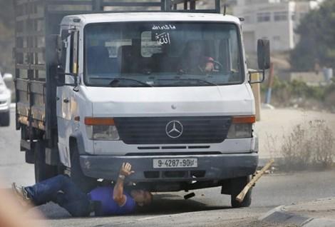 Vehicular Terrorism Israel