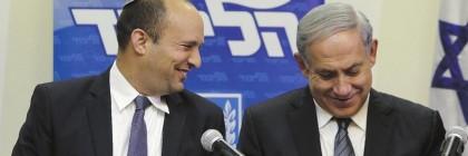 Naftali_Bennett_Bibi_Netanyahu
