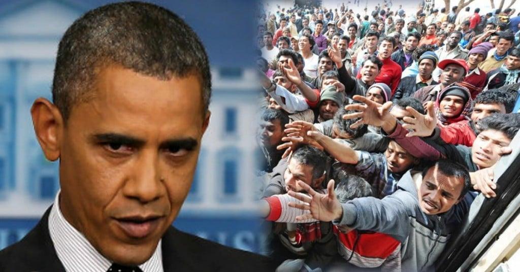 Obama-vs-Crazy-Refugees