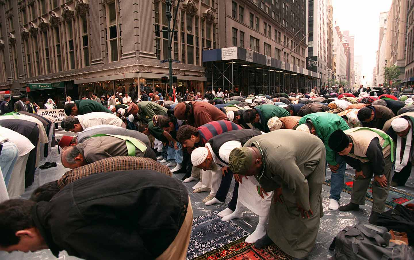 muslims in new york