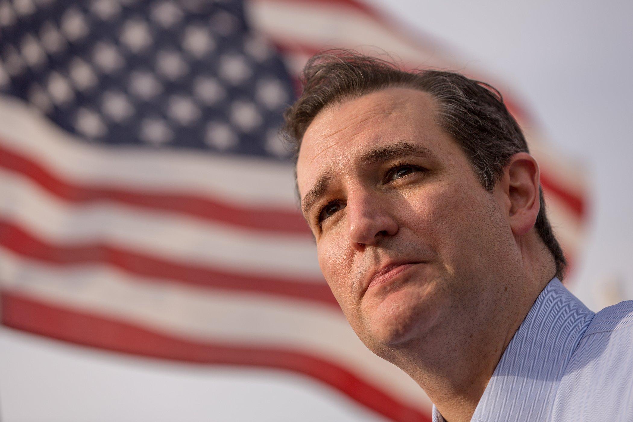 GOP Presidential Hopeful Ted Cruz Campaigns In South Carolina