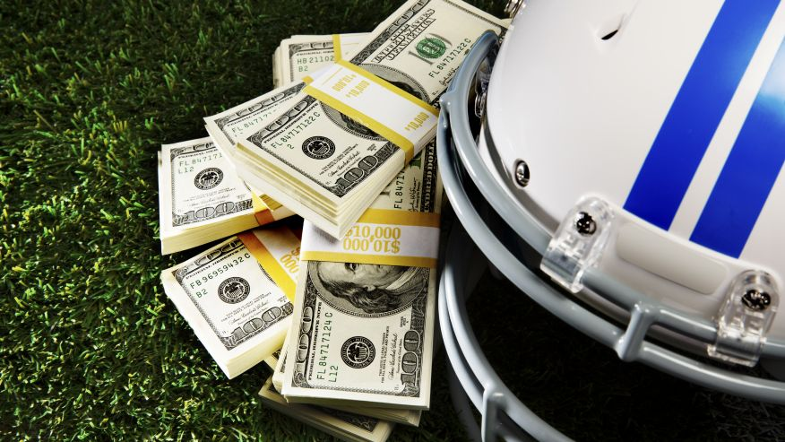 football_and_money