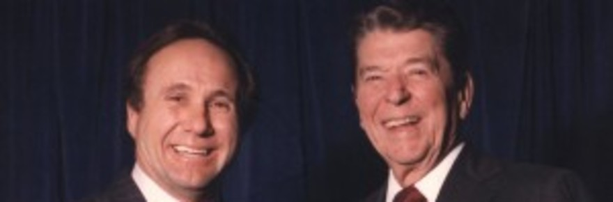 Michael-and-Ronald-Reagan