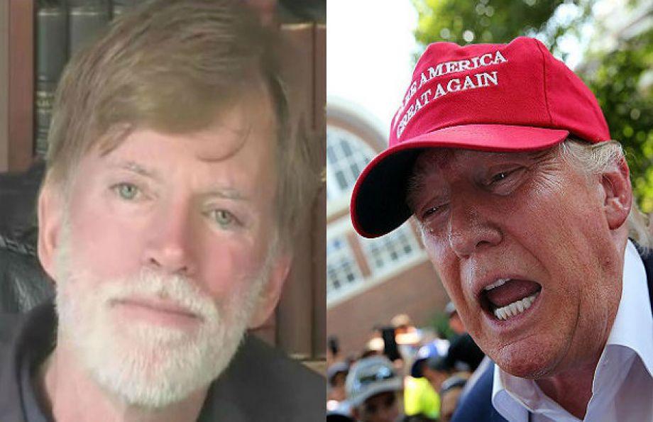Previous KKK Grand Wizard David Duke Supports Trump's Anti ...