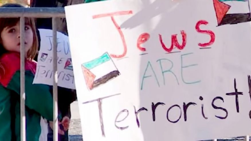 antisemiticantizionism