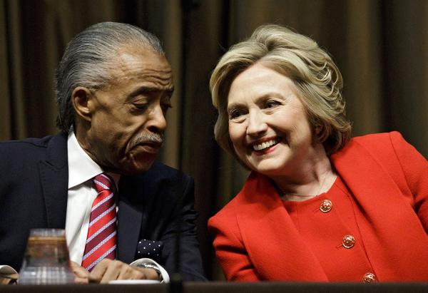Hillary Clinton Says All Whites Must Admit We're Racists ...