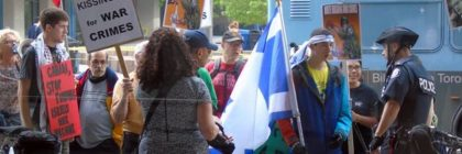 Pro-Israel-protester-1-Photo-CIJnews