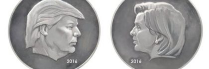 Trump_and_Clinton_2_sides_of_the_same_coin