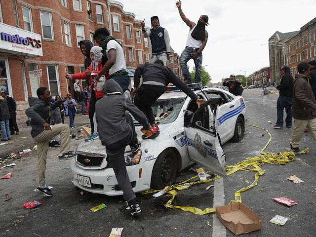 black-baltimore-riot