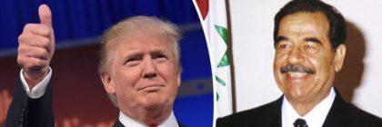 Donald-Trump-Saddam-Hussein