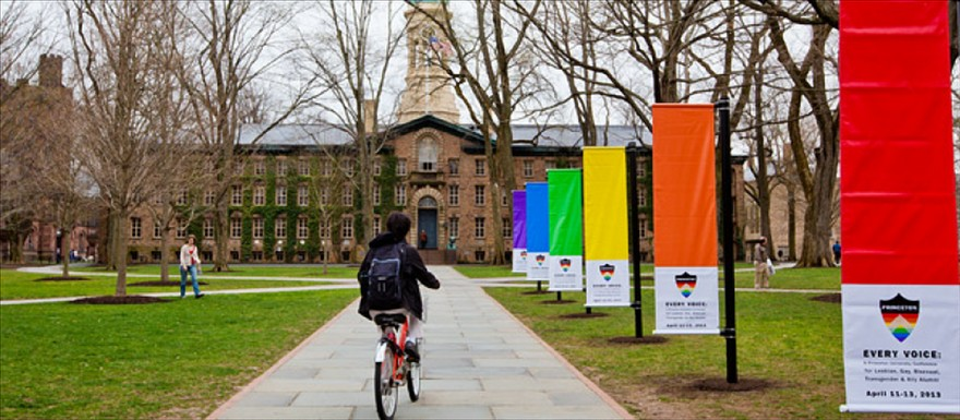 Princeton University Gay