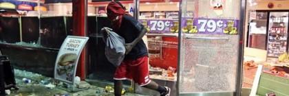 Police Shooting Missouri Black Looting