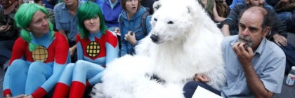 Occupy-Wall-Street-Global-Warming-Protest