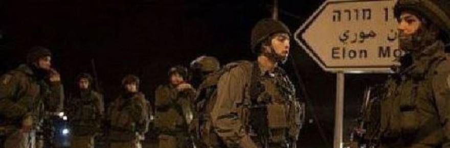 IDF-overnight-operations-in-Samaria-0404-IDF