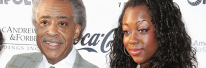 NEW YORK - JUNE 08:  Al Sharpton and guest attend the Apollo Theater's 75th Anniversary Gala at The Apollo Theater on June 8, 2009 in New York City.  (Photo by Jim Spellman/WireImage)