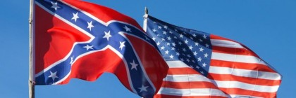 confederate-and-american-flags
