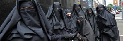 burqas muslims islam women