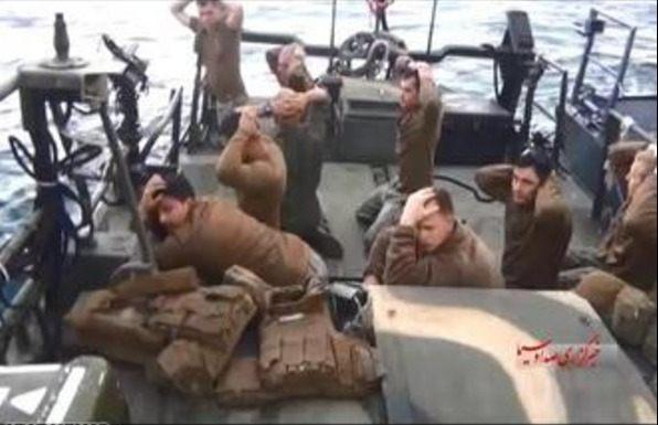Iran Captured Soldiers