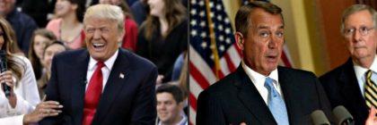 Trump-Boehner