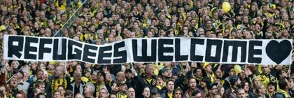 Germany-fans-refugees-welcome