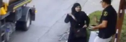 muslim-woman-tries-to-stab-Israeli-boarder-patrol-guard